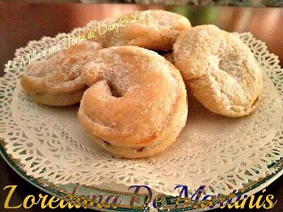 celletti ripieni (dolce tipico abruzzese)