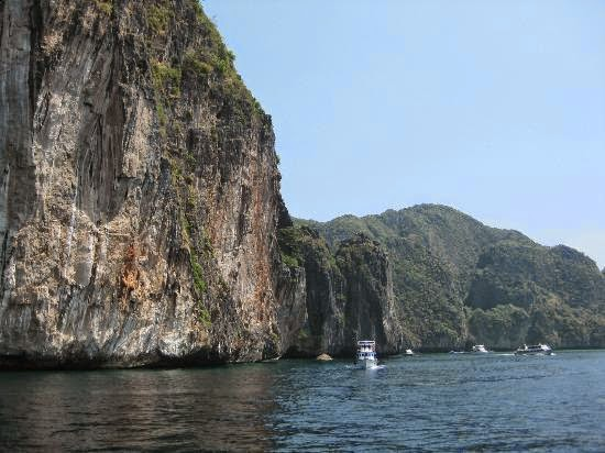 Amazing  views of Phi Phi