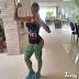 Treino de Quadríceps, Posterior e Glúteos da Gracyanne Barbosa do dia 15/03/2015 (Com vídeos)