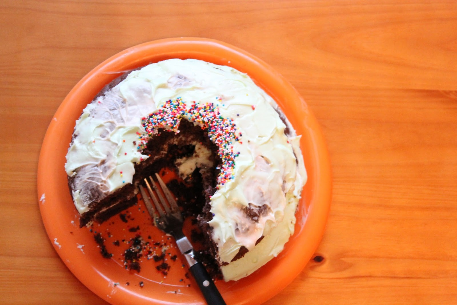 how to fix a bundt cake that fell apart