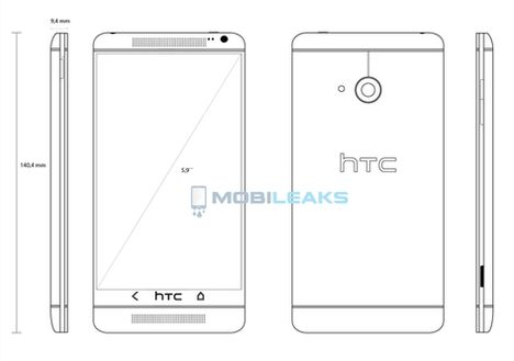 HTC, Android Smartphone, Smartphone, HTC Smartphone, HTC One Max, HTC T6
