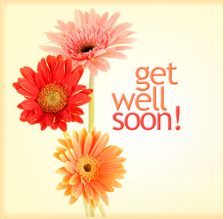 Get Well Soon Messages And Wishes Colection
