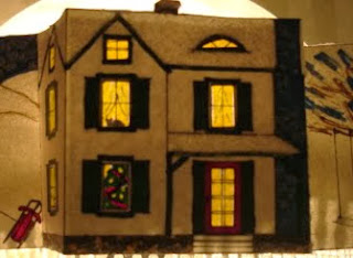 The Pleasant Times Christmas Village Part Five Country