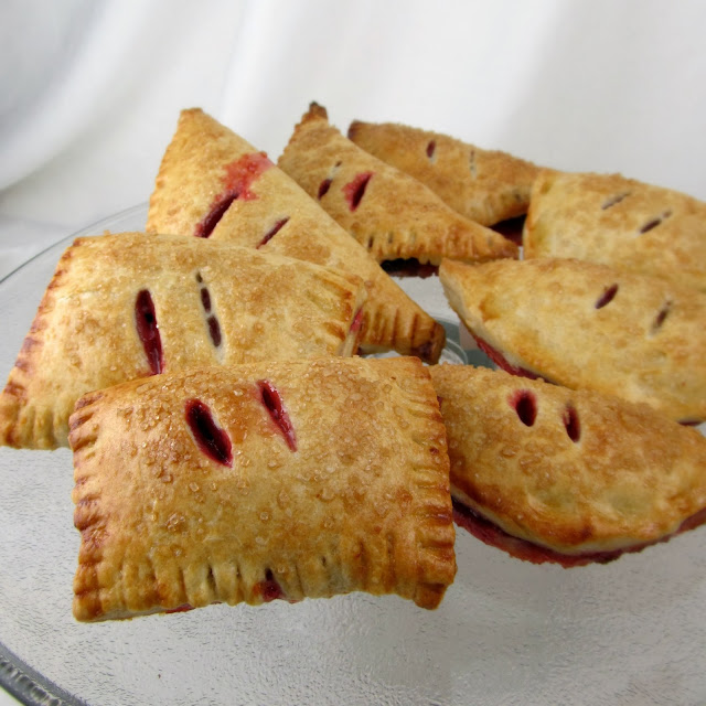 Rise and Shine: Cranberry Hand Pies