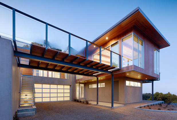 Sports And Home Modern Beautiful Homes Designs Exterior Views