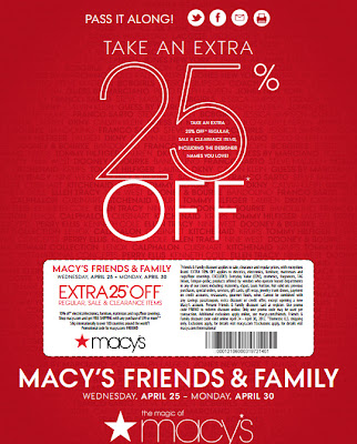 The Do It Yourself Lady Deal Alert Macy 39 S Coupon