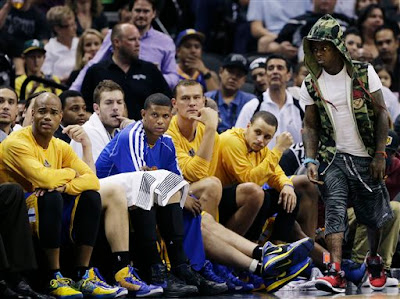 Lil Wayne NBA game