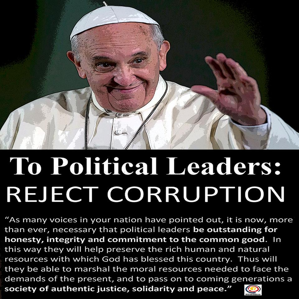 corruption a cancer of society That's why i describe corruption as more than a cancer cancer  corruption  infects every society in every part of the world that includes.