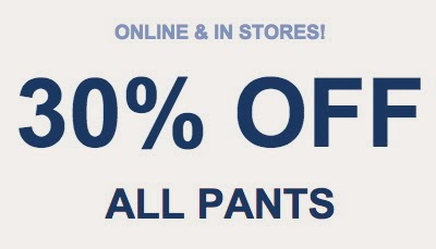 Gap Printable Coupon