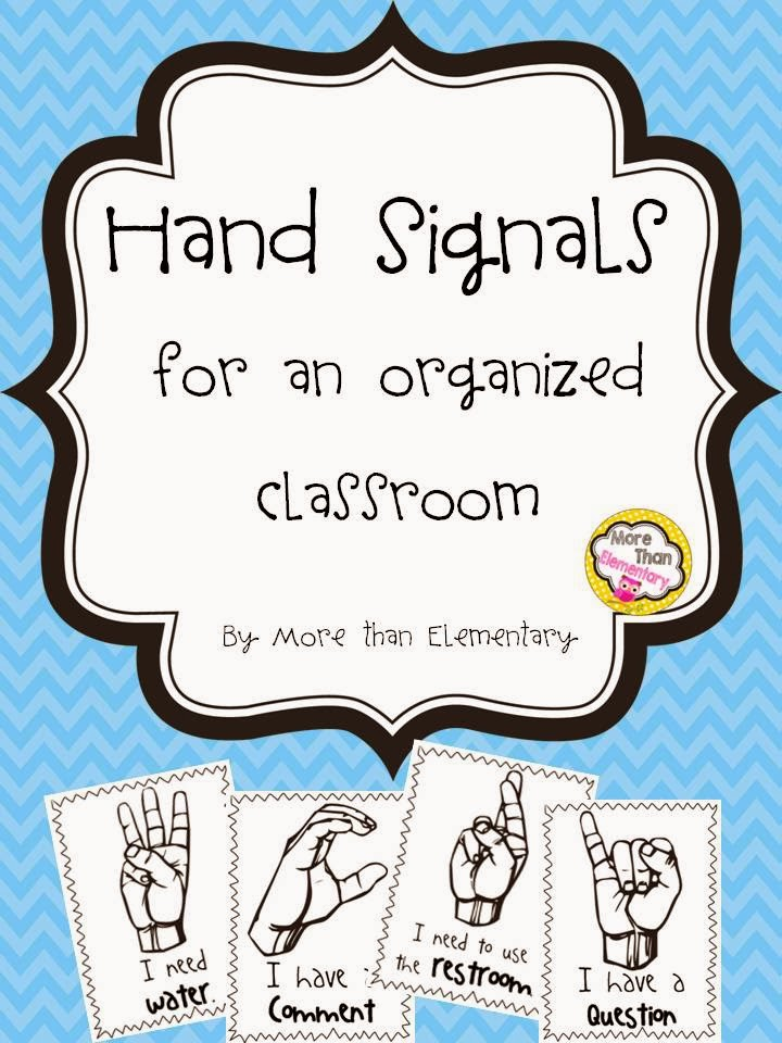 More than Elementary: Management for Raised Hands- Free ...