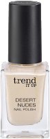 Preview: Die neue dm-Marke trend IT UP - Desert Nudes Nail Polish 030 - www.annitschkasblog.de