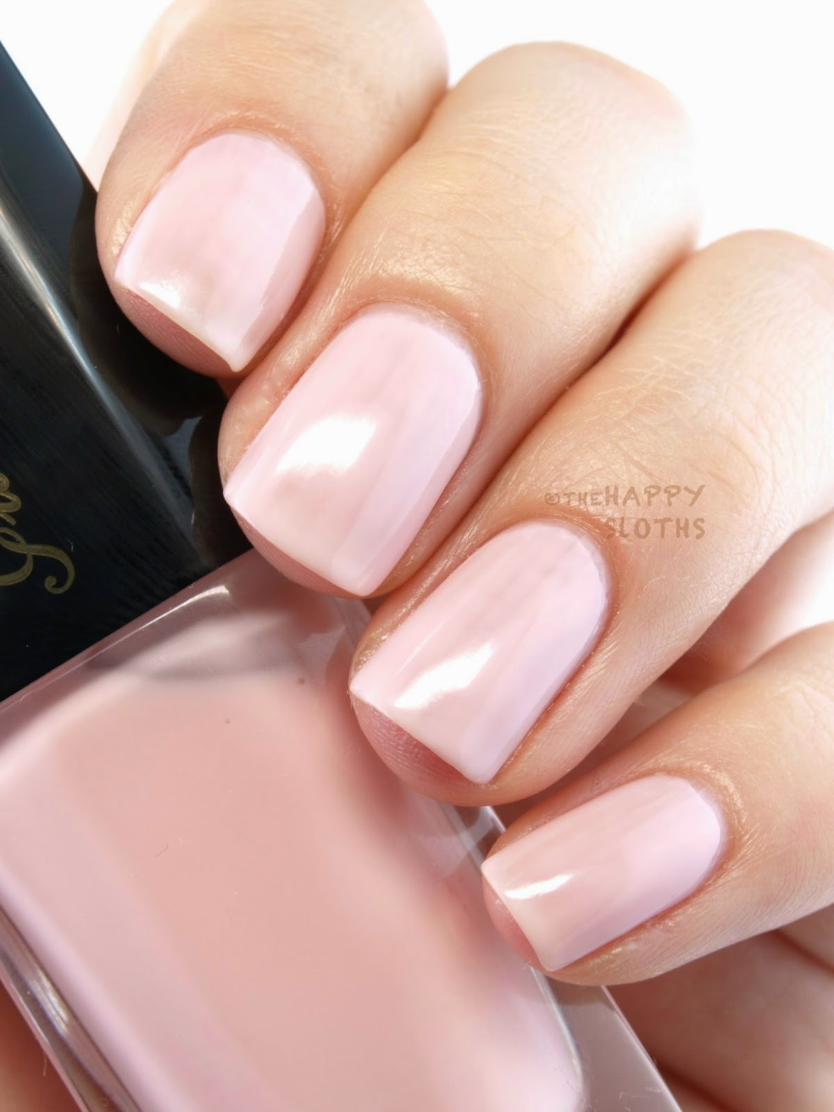 Star dust nail lacquer guerlain 25 - Guerlain Spring 2015 Les Tendres Collection Review And Swatches Baby Rose
