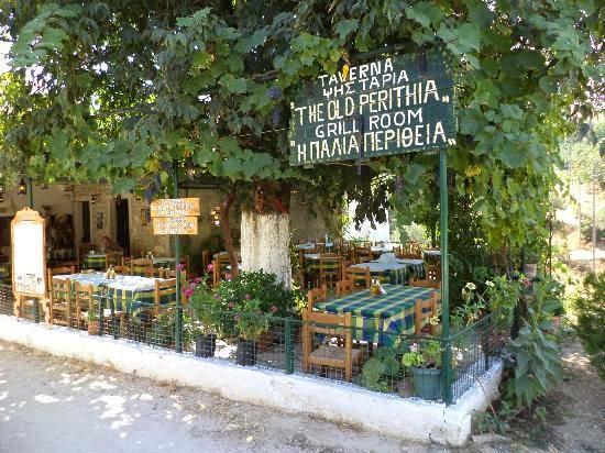 Corfu - Taverna