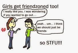 Friend Zone: July 2014
