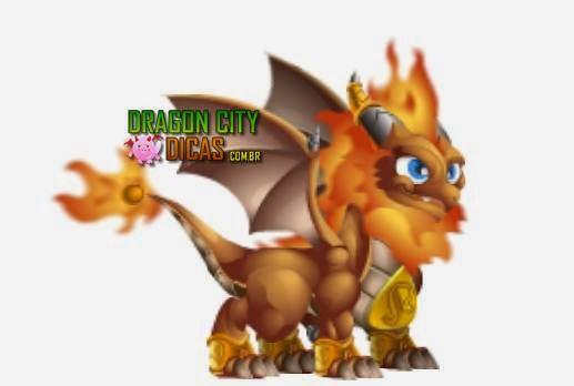 Dragão Leão do Zodíaco