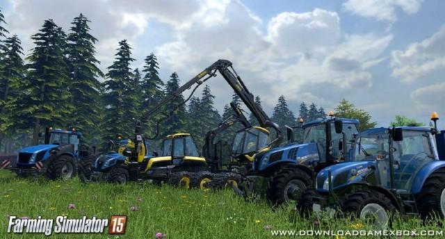 farming simulator 2015 download free xbox 360