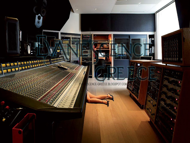 Evanescence in studio mixing What You want Greece