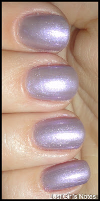 orly plum delicious swatches and review