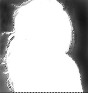 Seleksi Helai Rambut Dengan Photoshop