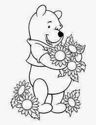 baby winnie the pooh coloring pages 3 - Disney Baby Piglet Coloring Pages