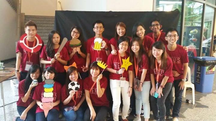 NUS Student Life Fair 2014