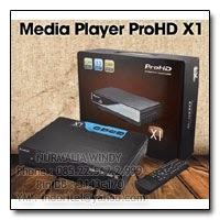 Pro HD Media Player X1 - AA03246