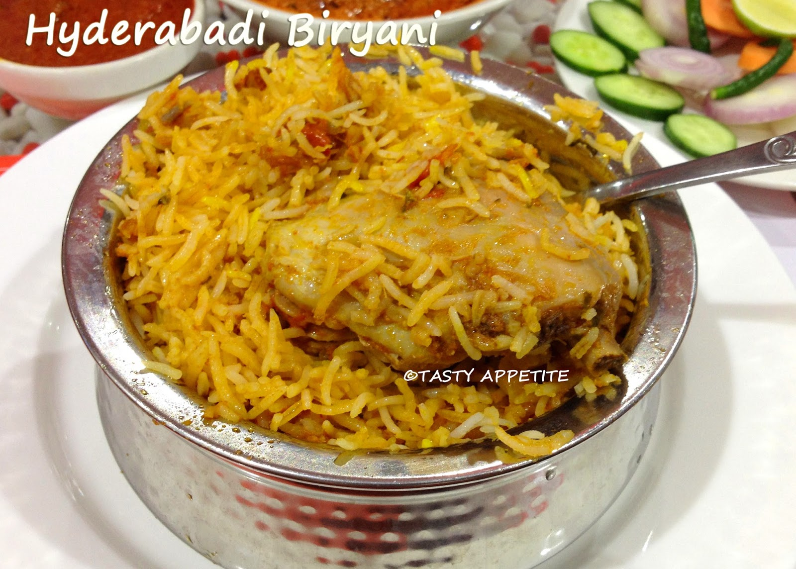 Hyderabadi chicken dum biryani recipe hyderabadi biryani spicy hyderabadi chicken dum biryani recipe hyderabadi biryani spicy biryani recipes forumfinder Images