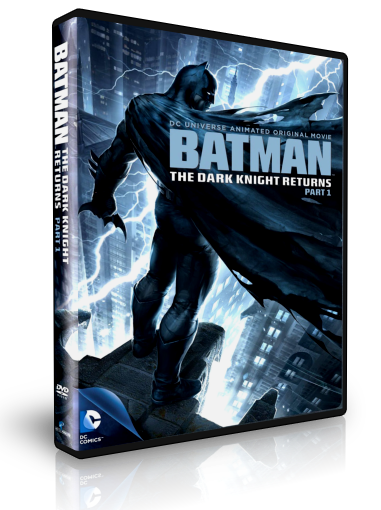 Batman+The+Dark+Knight+Returns+Part+1 dvdFULL Batman: The Dark Knight Returns, Part 1 (2012) 720p BRRip Español España Inglés 5.1