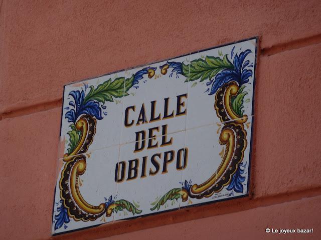 La Havane  - Calle del Obispo