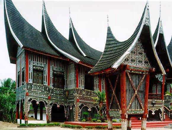 Rumah Adat yang ada di Indonesia