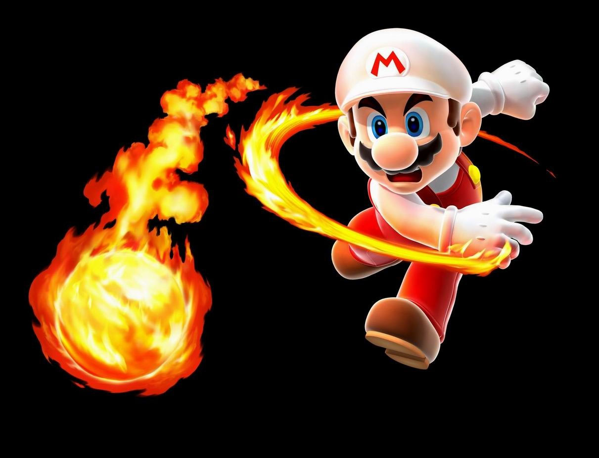 Super Mario HD & Widescreen Wallpaper 0.373645291203919