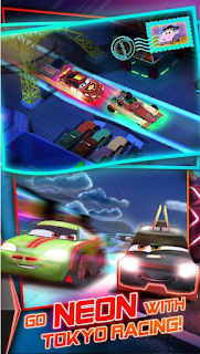 Cars: Fast as Lightning 1.3.4d Mod Apk 1