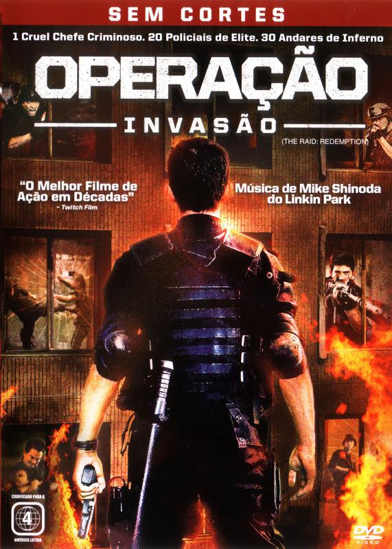 Operação Invasão – Dublado