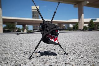 RC Robot, Robot Pelari Pertama Di Dunia
