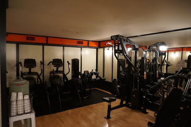 ace hotel in new york city facilities gym