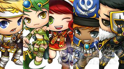 MapleStory Adventures Thief Job Class Character Build