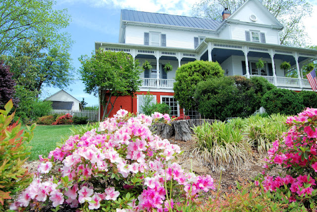 We would be pleased to have you visit us at The Claiborne House Bed and Breakfast in Rocky Mount, Virginia