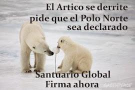 Salvemos el Ártico