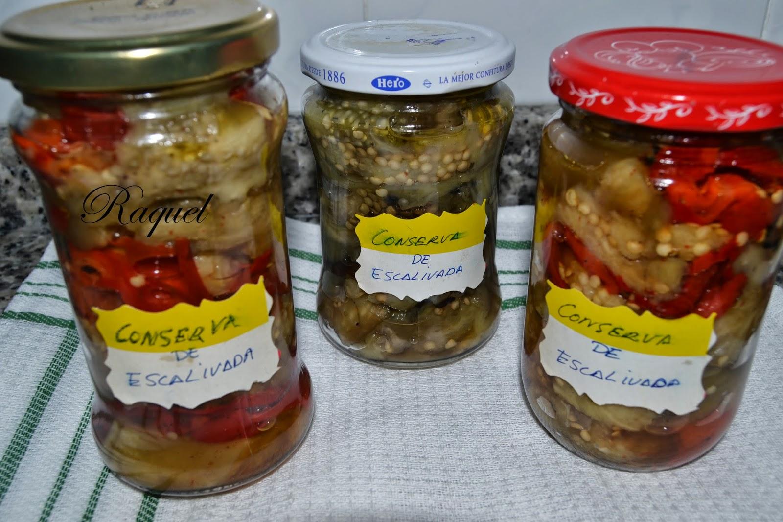 Berenjenas conserva cocinar en casa es - Cocinar con conservas ...