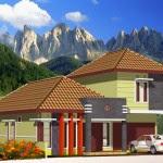 Jenis dan bahan Atap Rumah