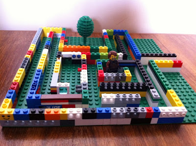 Image result for lego mazes