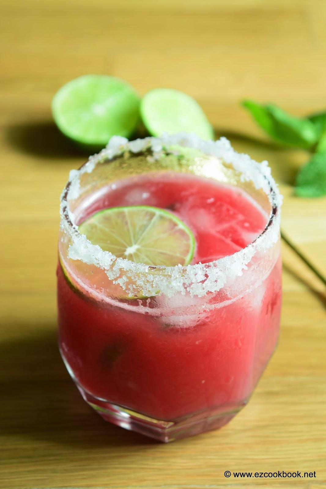 Маргарита напиток рецепт пошагово