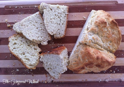 Sourdough Irish Soda Bread Recipe (Sourdough Surprises)