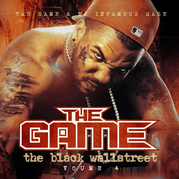 The Game - Black Wallstreet, Vol. 4 - iTunes Mixtape  Cover