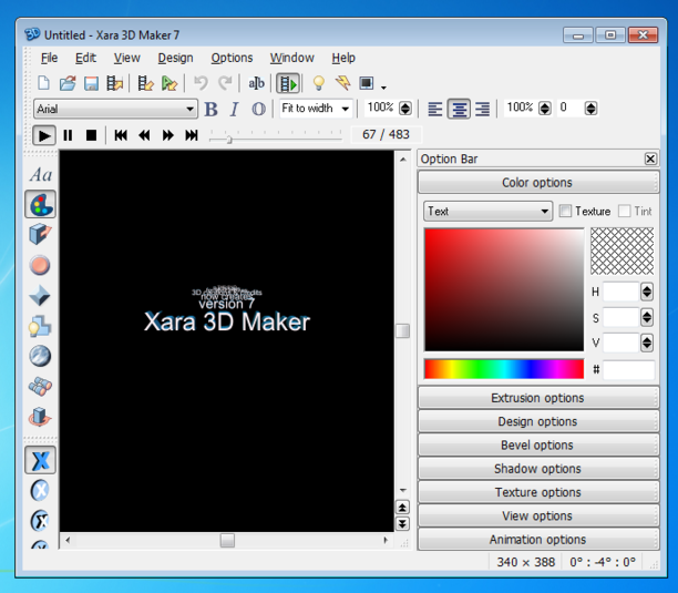 Download Xara 3D Maker 7 Gratis Terbaru