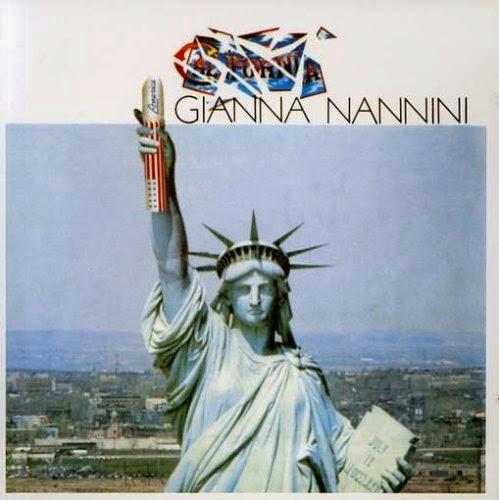 America (Gianna Nannini) lyrics translation live