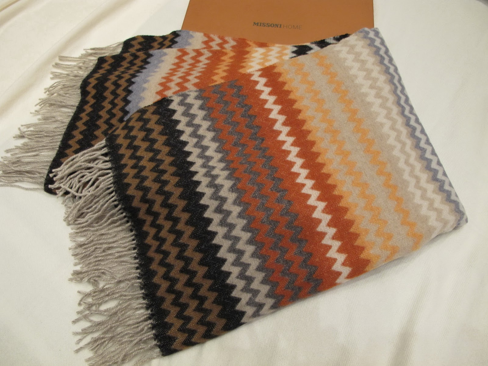 Bedding and Blankets: Missoni Bedding Humbert Throw Blanket in