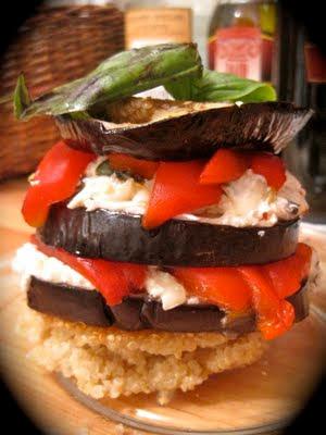 Eggplant Napoleon Recipe Food Network