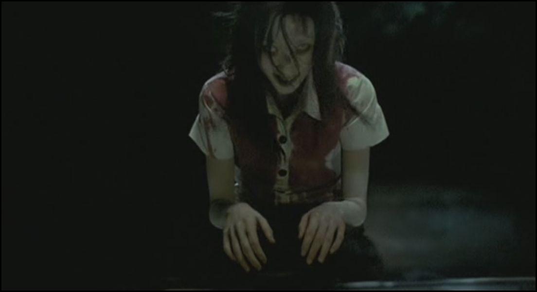 Shutter Movie Ghost On Shoulder