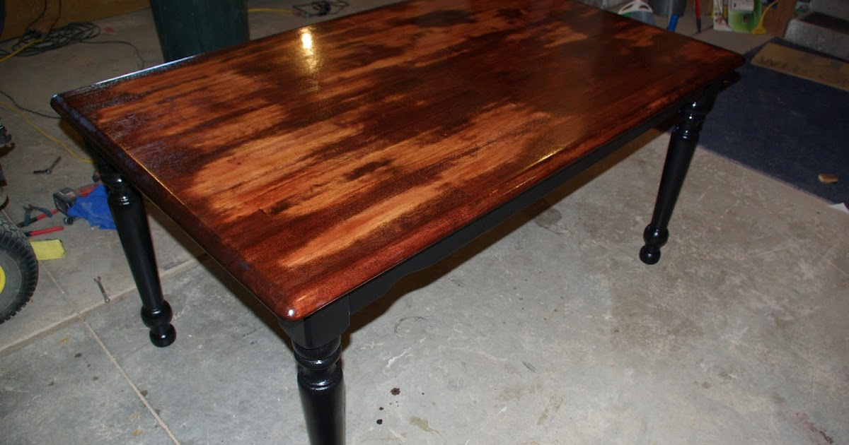 reclaimed rustics distressed kitchen table - Maple Kitchen Table